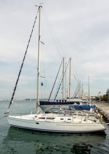Jeanneau Sun Odyssey 37 in Preveza for hire