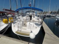 Sailboat Elan 384 Impression for hire
