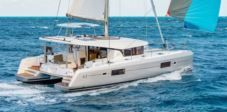 Location Catamaran Lagoon 42 Le Marin