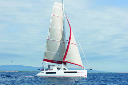 Charter Catamaran Catana 47 Leeward Islands