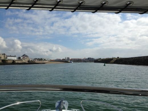 Charter motorboat in Saint-Gilles-Croix-de-Vie peer-to-peer
