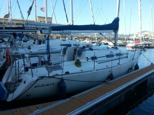 Sailboat Elan 31 Performance for hire