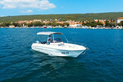 Rental Motorboat Atlantic Marine Atlantic 670 Open Punat