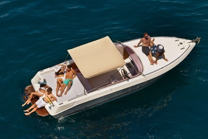 Hire Motorboat AIRON MARINE 25 Sorrento