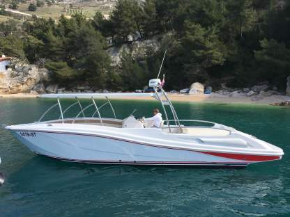 Rental Motorboat Mercan Yachting 34 Excursion Omiš