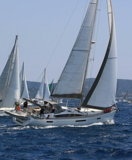 Jeanneau Jeanneau 53 in Antibes peer-to-peer