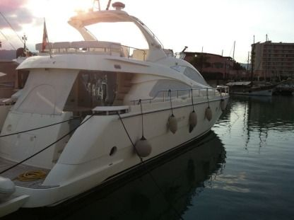 Rental Motorboat Aicon Fly 64 Portorosa