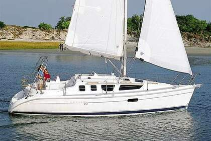 Charter Sailboat Hunter Hunter 320 Sailboat Oakland
