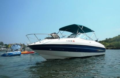 Rental Motorboat Bayliner 212Cu Boynton Beach