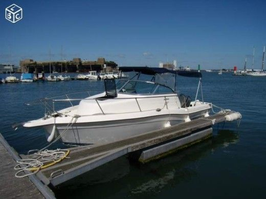 Motorboat SEAWIRL STRIPPER 2100 for hire