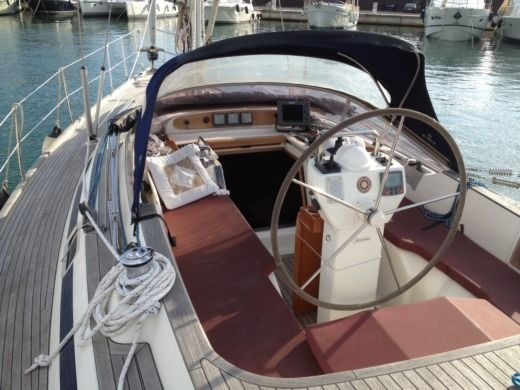 Sunbeam Sunbeam 37 in Scarlino for hire