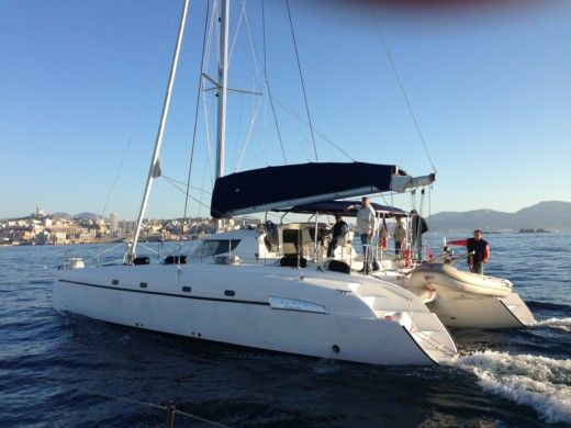 Catamaran Fontaine Pajot BAHIA 46 for hire