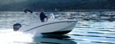 Motorboat Quicksilver 505 Activ Open for hire