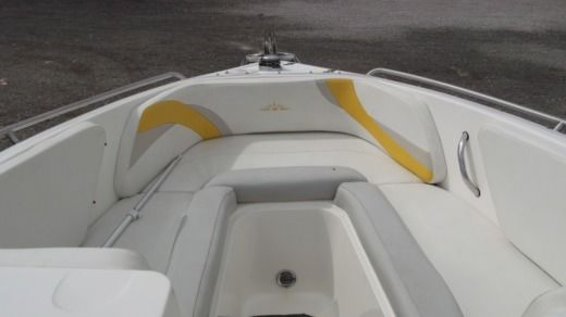 Mariah Sx 25 Bow Rider in Elounda for hire