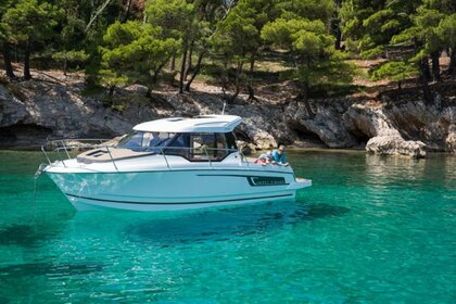 Charter Motorboat JEANNEAU MERRY FISHER 795 Ploče