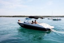 Motorboat Starcraft 182 Vectra for hire