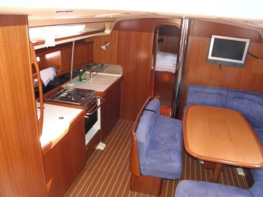 Sailboat Dufour 45 for rental