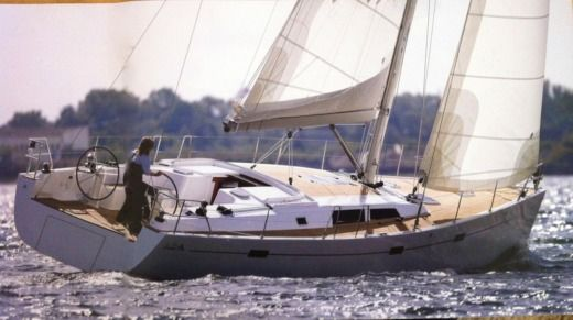 HANSE 470 in Bandol peer-to-peer