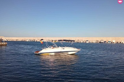 Hire Motorboat Regal Moterrey Explorer 240 Fuengirola