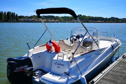 Hire Motorboat QUICKSILVER 635 COMMANDER (Moteur 2021 neuf) Anglet