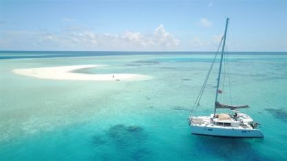 Location Catamaran Lagoon 450 Maldives