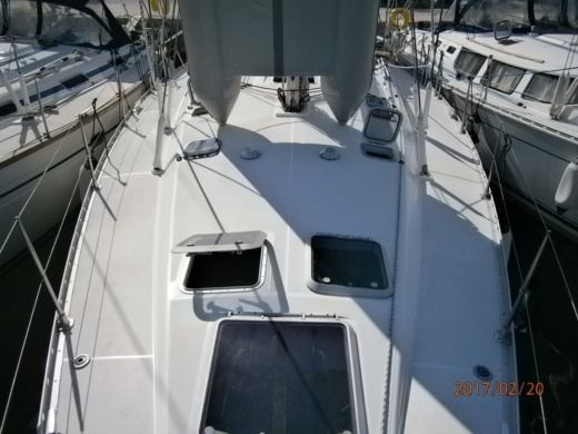 Sailboat Jeanneau Sun Odyssey 45.2 for hire