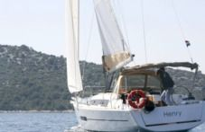 Sailboat Dufour 382 Gl for rental