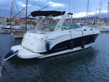 Rental Motorboat Chaparral 285 Signature Sanary-sur-Mer