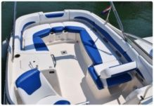 Motorboat Bayliner 160