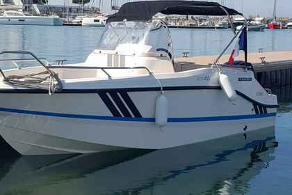 Hire Motorboat Quicksilver Activ 455 Open 2855