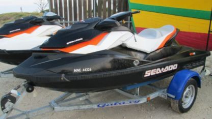 Location Jet-ski Seadoo Gti 2 Places La Tremblade