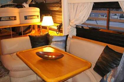 Hire Motorboat FAIRLINE Fly bridge Chalkidiki