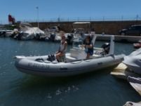 Charter Motorboat Ch. Boats Rib480 Altea