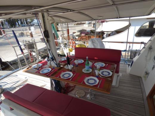 Lancer USA Lancer 72 in Cannes for hire