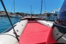 Aquamax B-23F in Trogir for hire