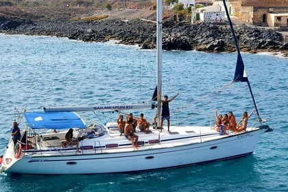 Charter Sailboat Bavaria Cruiser 46 Tenerife