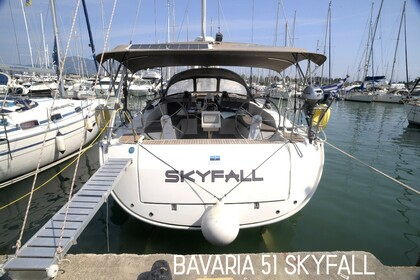 Location Voilier BAVARIA 51 CRUISER Corfou