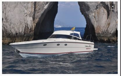 Rental Motorboat Xl Marine 43 Capri