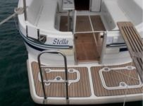 Motorboat Vektor Adria 1002V for hire