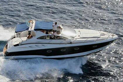 Rental Motorboat ASTONDOA 40 open Ibiza