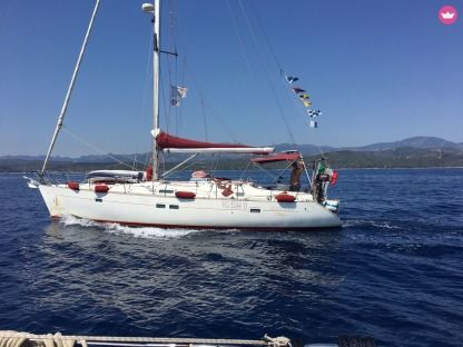 Rental Sailboat Beneteau Oceanis Clipper 411 Genoa