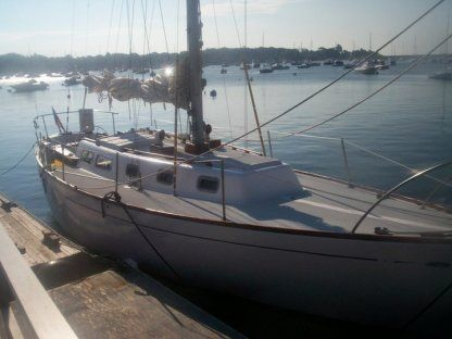 Rental Sailboat Cal 36 Boston