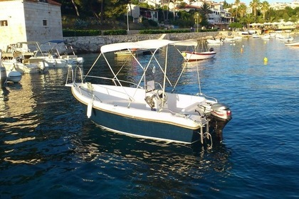 Rental Motorboat REFUL OPEN Hvar