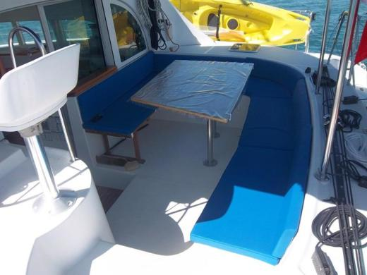 Lagoon 380 in Ajaccio for hire