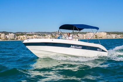 Rental Motorboat MARINELLO Eden 20 Evolutione Calafell
