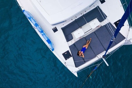 Charter Catamaran Catana 4.3 O.V. with watermaker and A/C - PLUS Tortola