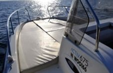 Charter motorboat in Makarska