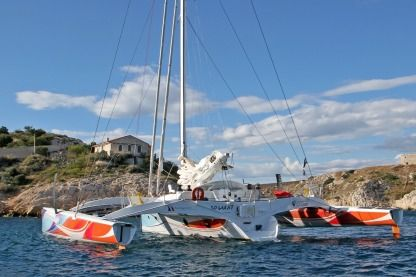 Location Catamaran Chantier Mer & Composites Trimaran Pulsar 60 Hyères