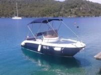 Motorboat Primus Marine Fisher Fisher 20 for hire