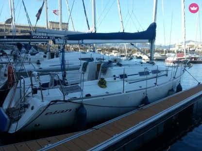 Rental Sailboat Elan 31 Performance Vigo